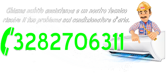 Assistenza condizionatori Lamborghini Santa Rita